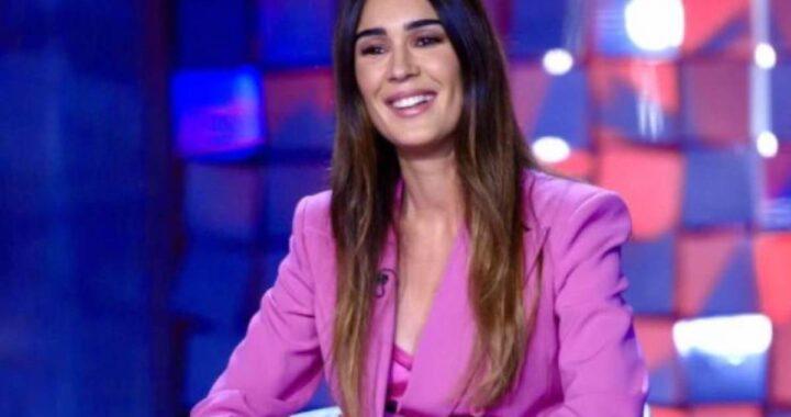 Silvia Toffanin sorridente