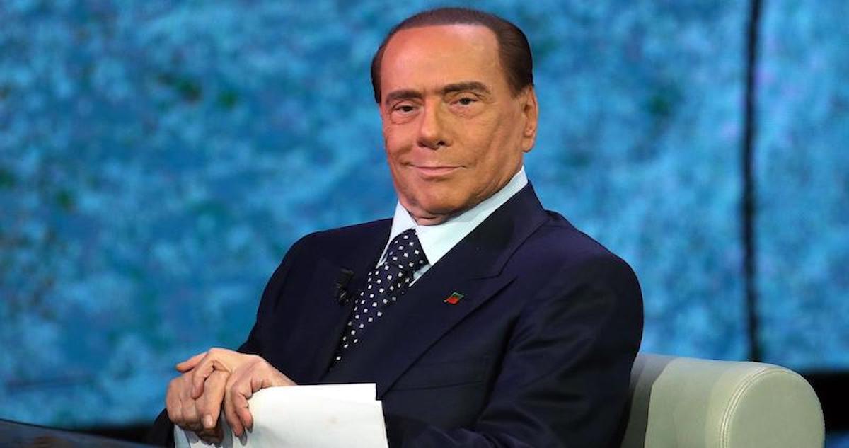 Che Tempo che Fa ospita Berlusconi Silvio