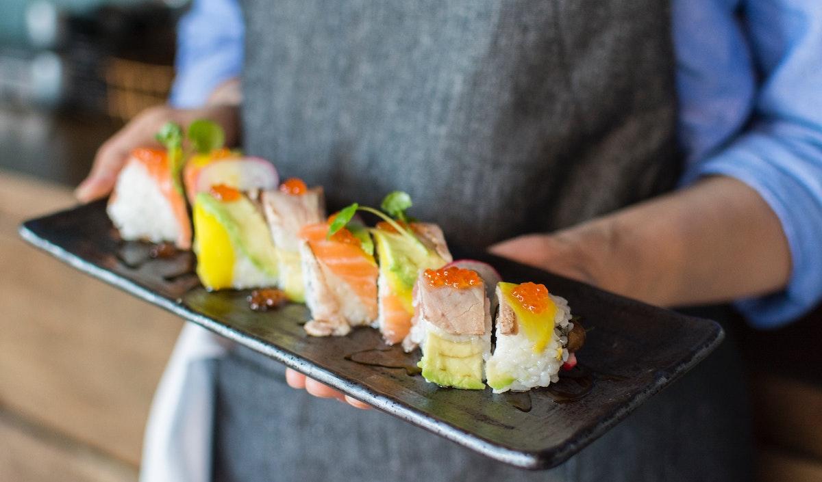Servizio sushi