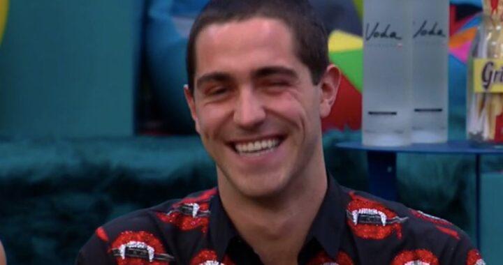 Tommaso Zorzi sorridente