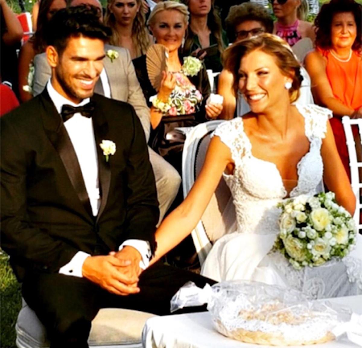 Coppia Uomini e Donne si sposa