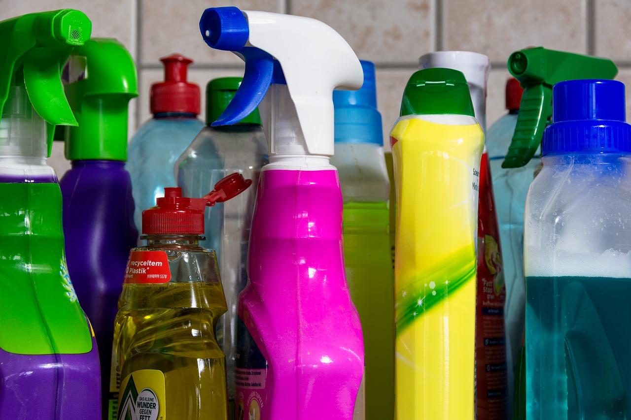 Prodotti per igienizzare gli ambienti