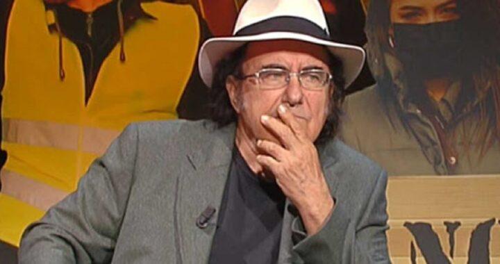 Albano Carrisi critica il vaccino