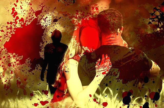 amore egoista scappa via