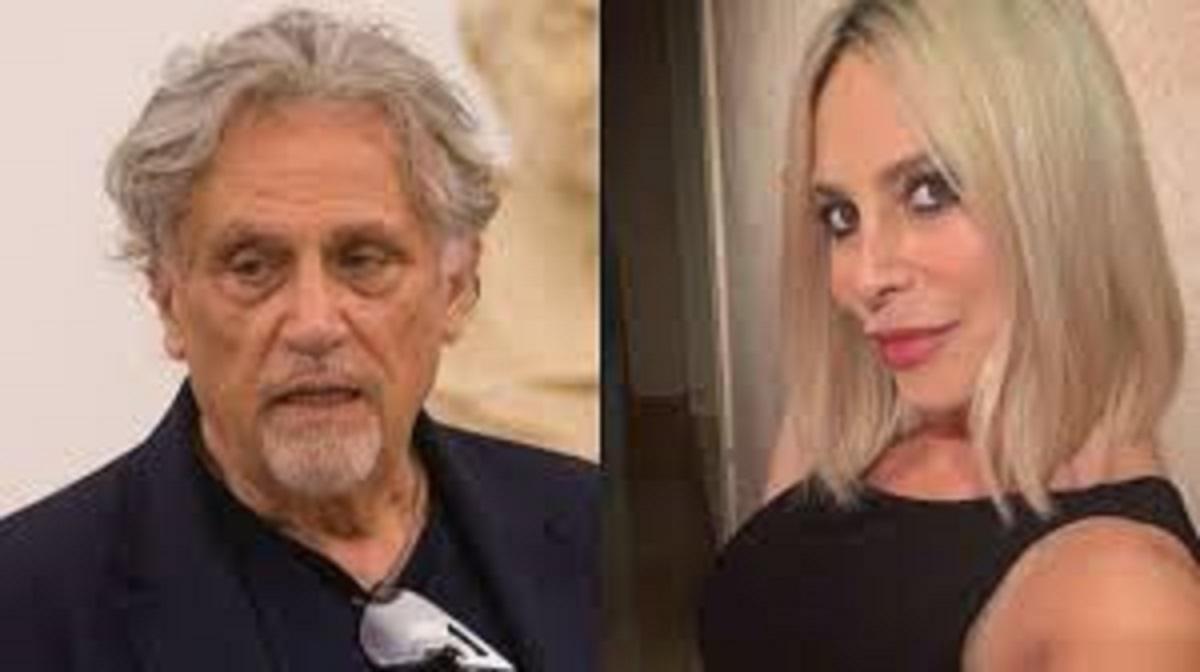 Andrea Roncato attacca Stefania Orlando