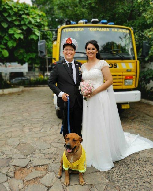 Ouro Tercerino al matrimonio