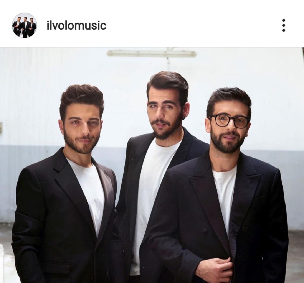 Il Volo Instagram