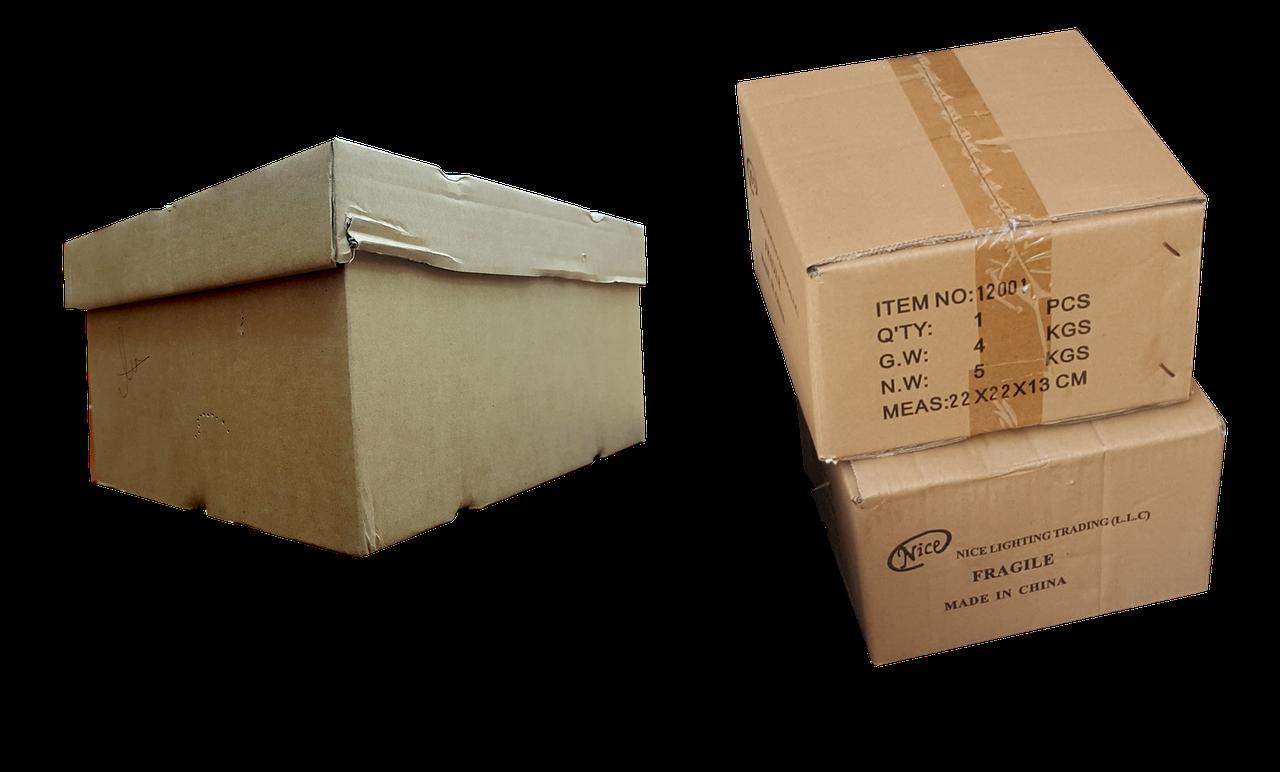 Consegnare i pacchi in città