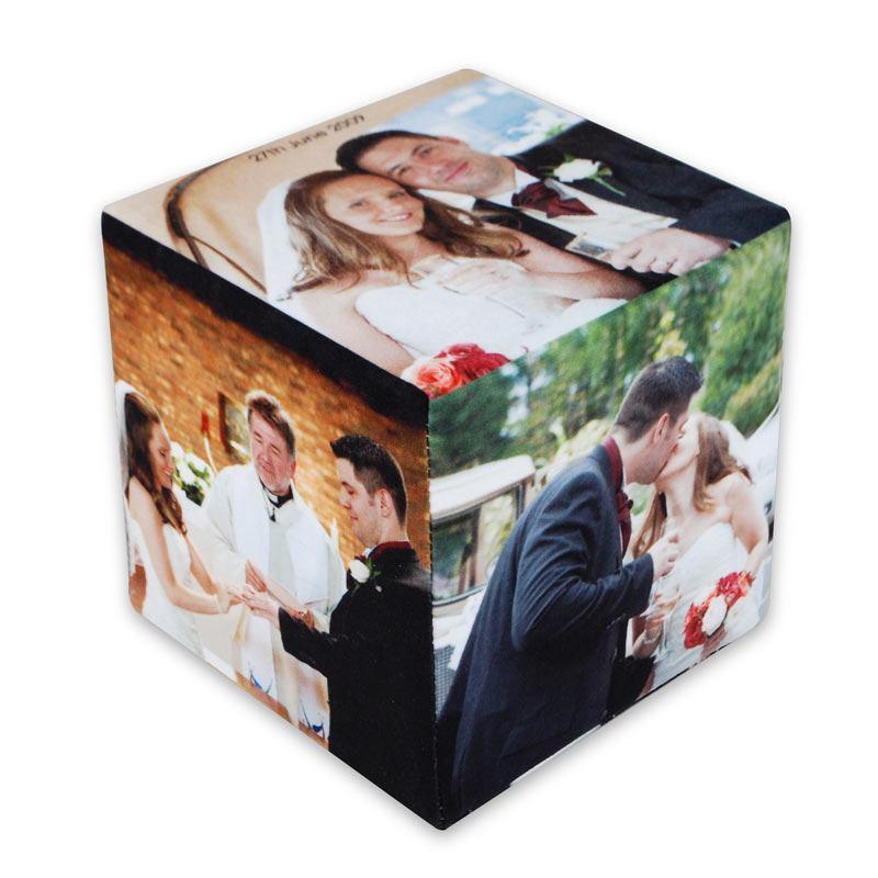 creare un cubo fotografico