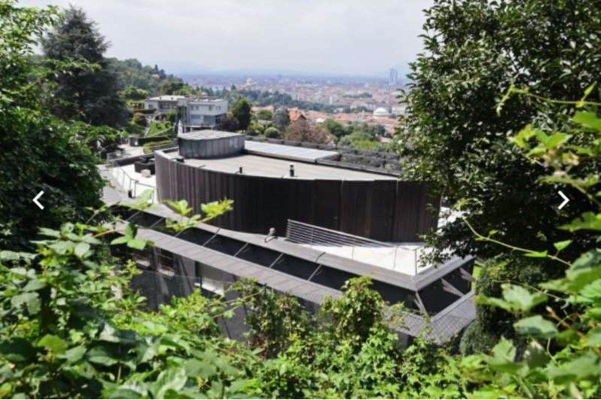casa torino cristiano ronaldo