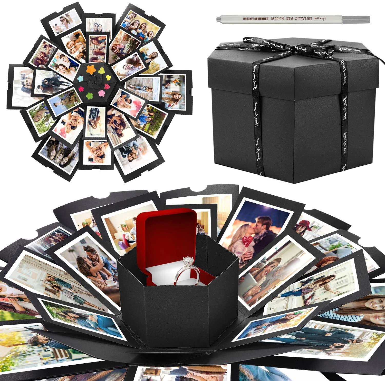 cubo con foto