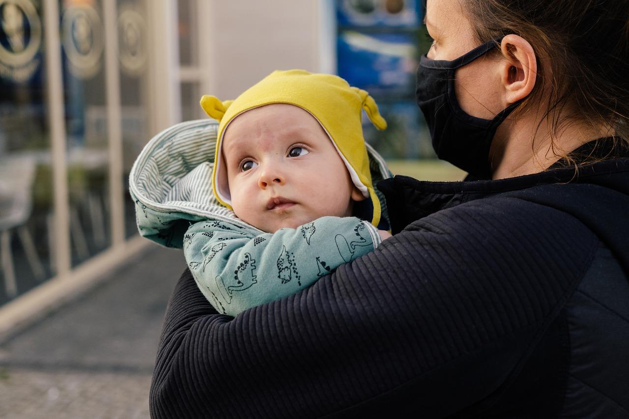 Far fare la nanna ai neonati