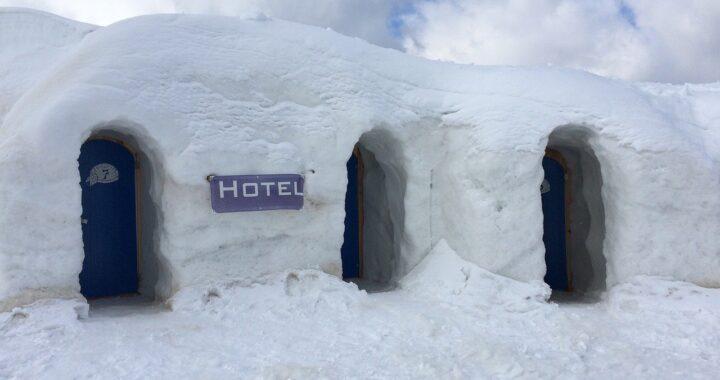 Dove dormire dentro un'igloo in Italia per un soggiorno indimenticabile