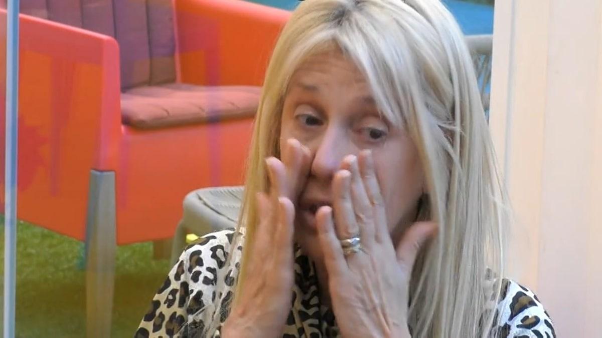 GF Vip: ancora lacrime per Maria Teresa Ruta