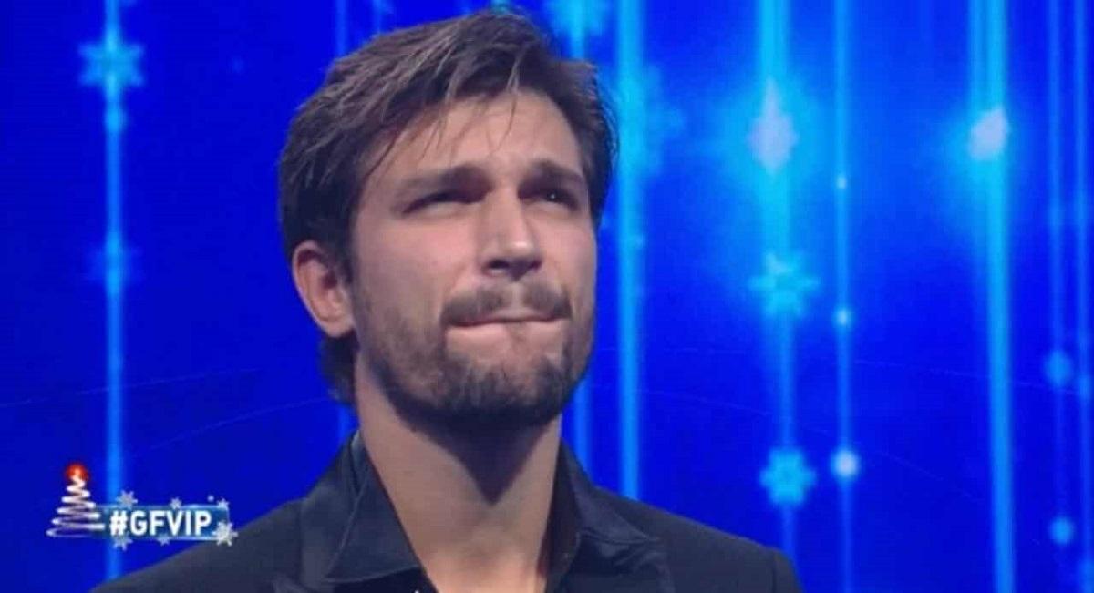 GF Vip: brutte notizie per Andrea Zelletta