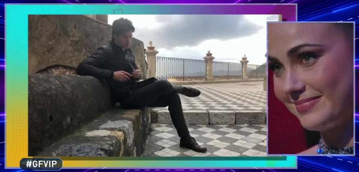 GF Vip: Rosalinda Cannavò, arriva un videomessaggio