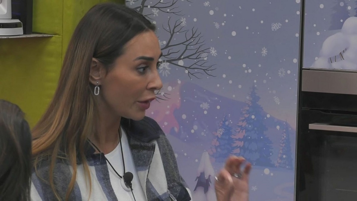 GF Vip: Sonia Lorenzini svela i motivi della diffida fatta da Natalia