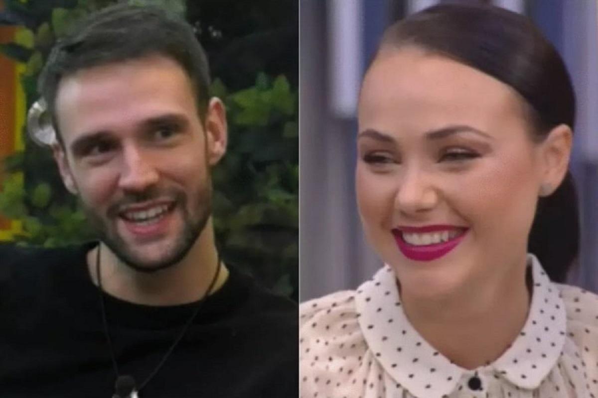 GF Vip: sta nascendo un nuovo amore Adua Del Vesco e Andrea Zenga
