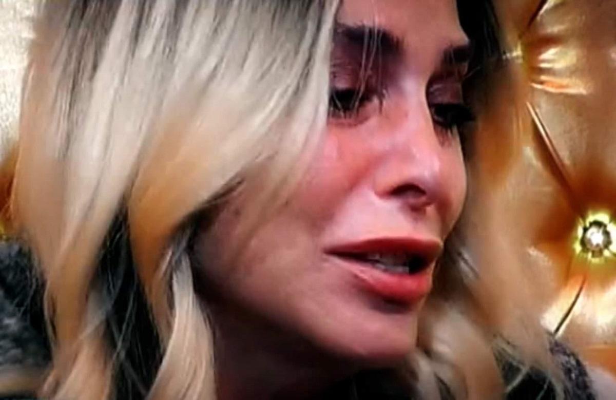 GF Vip, Stefania Orlando si sfoga