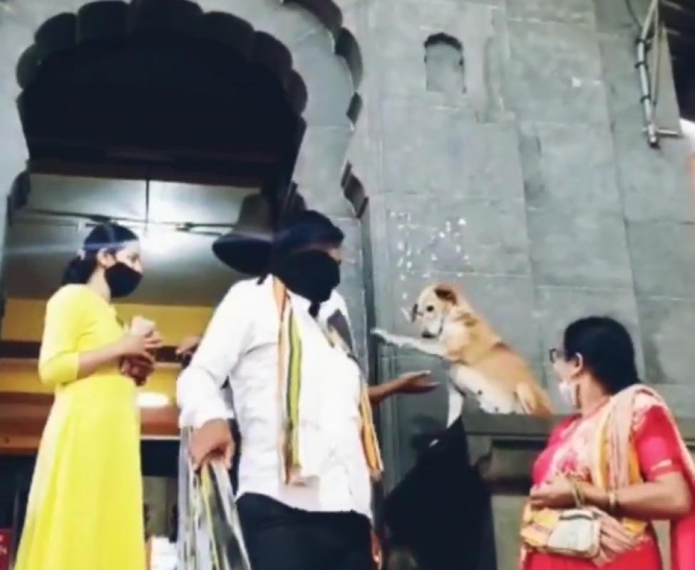 Tempio indiano per pregare
