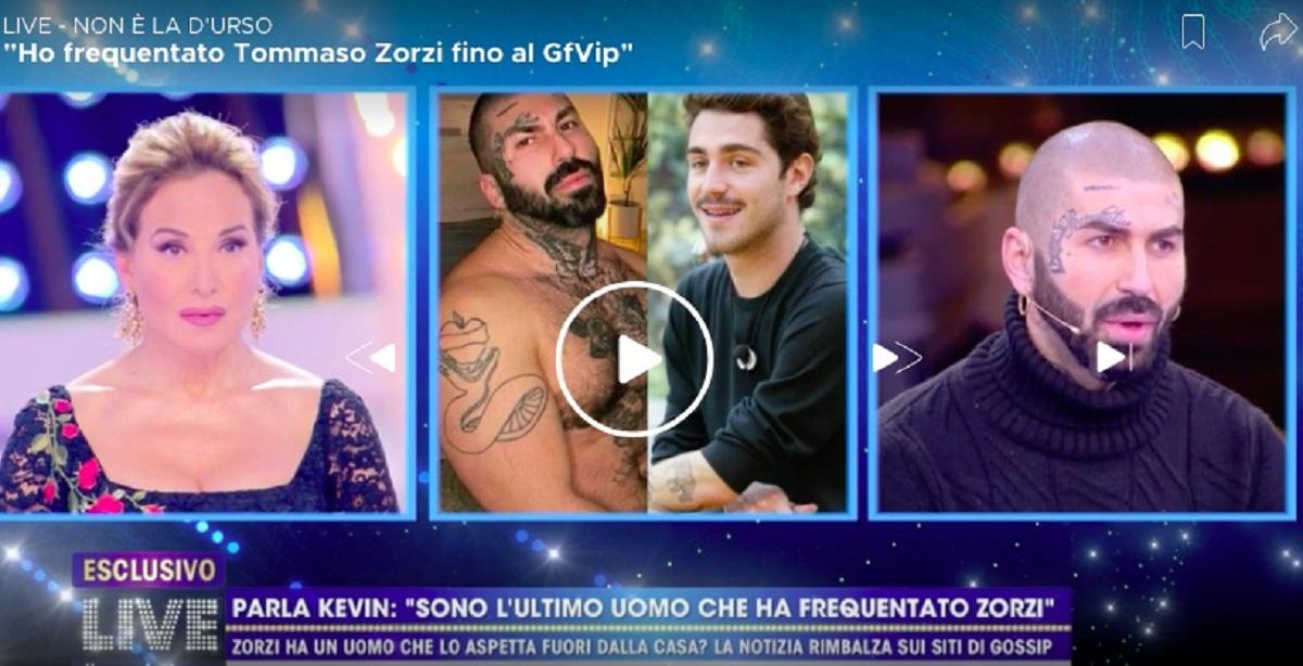 Live Non è la d'Urso, l'ex di Tommaso Zorzi rompe il silenzio
