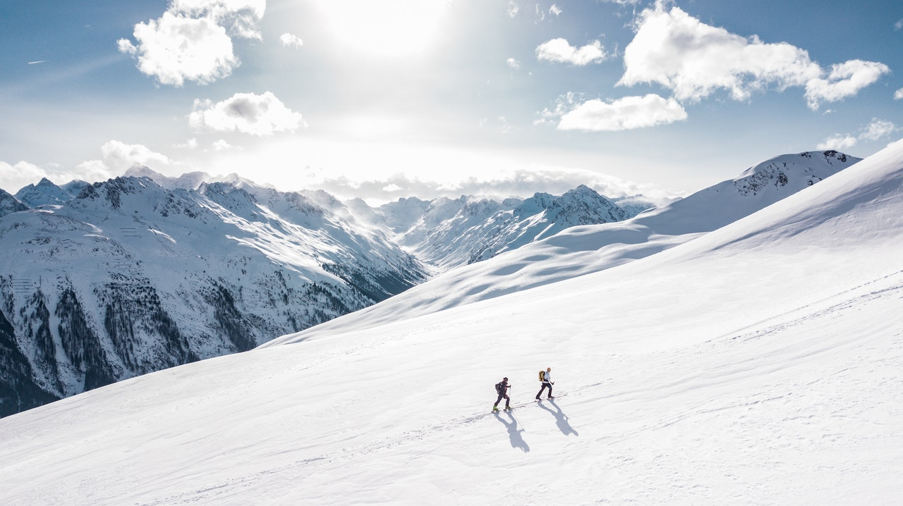 montagna-neve