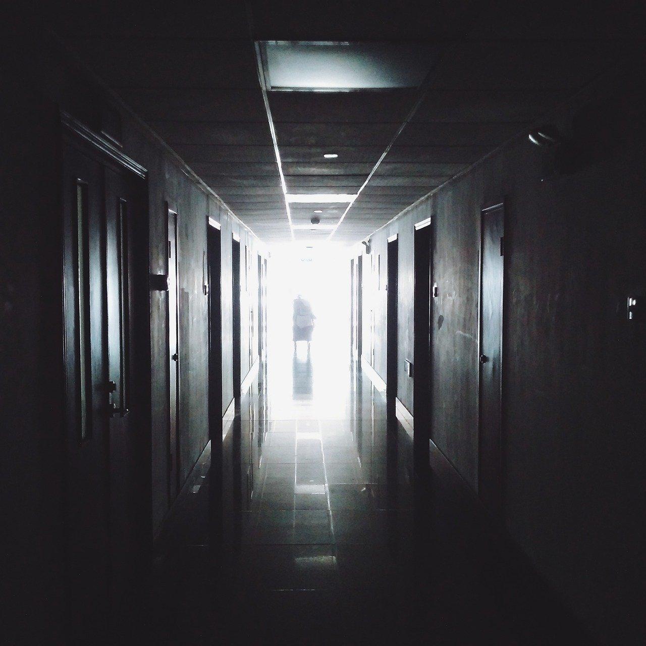 Struttura sanitaria chiusa