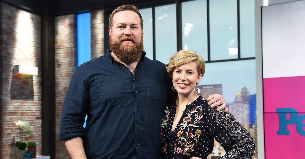 Erin Napier e Ben Napier