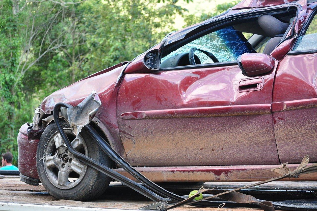 Incidente stradale a Potenza