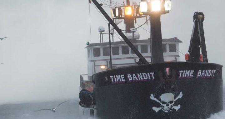 La nave Time Bandit del reality Deadliest Catch