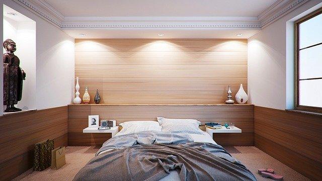 ridipingere la camera da letto