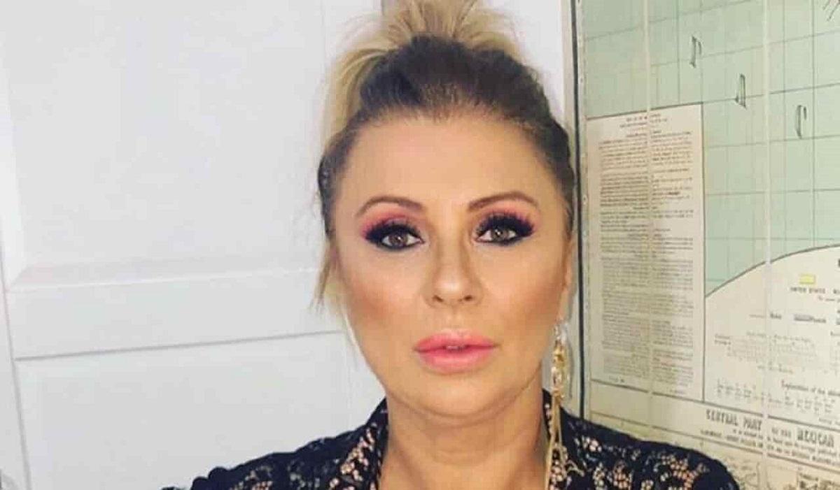 Tina Cipollari: cambio look, nuova acconciatura