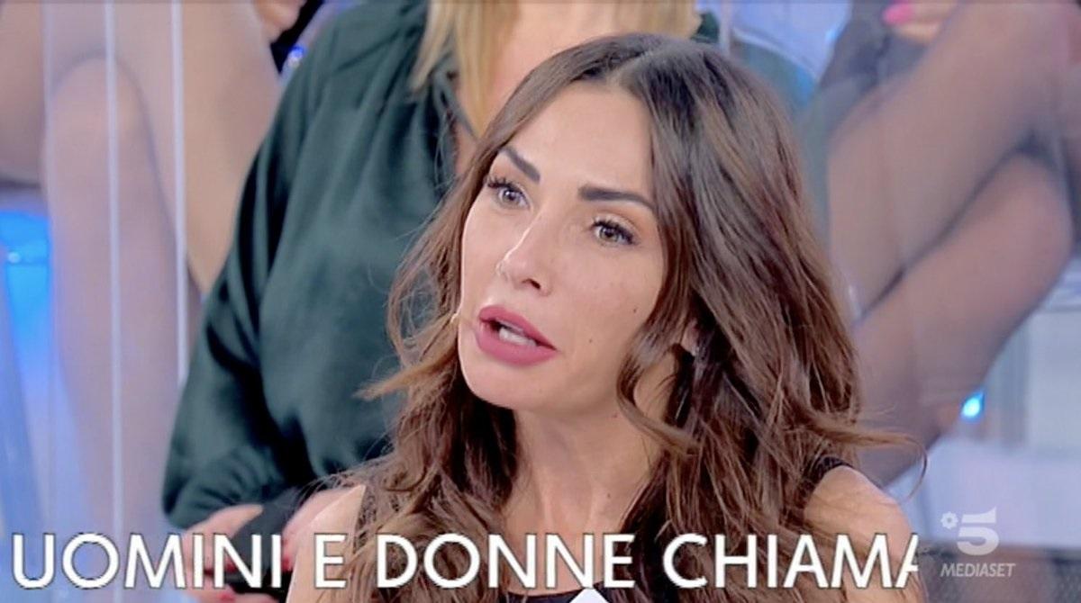 UeD: colpo di scena in studio torna Ida Platano contro Riccardo
