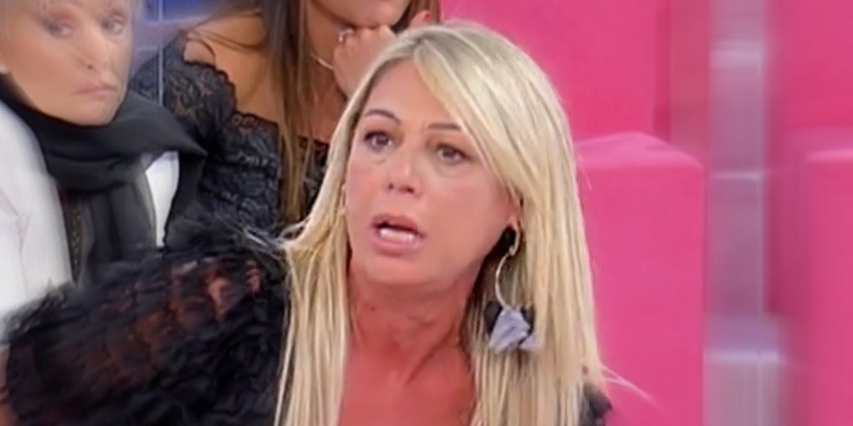 UeD: Tina Cipollari, a sorpresa, difende Gemma Galgani