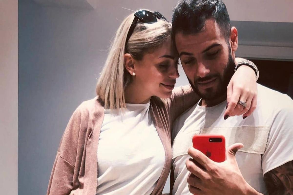 Alessia Cammarota è incinta per la terza volta