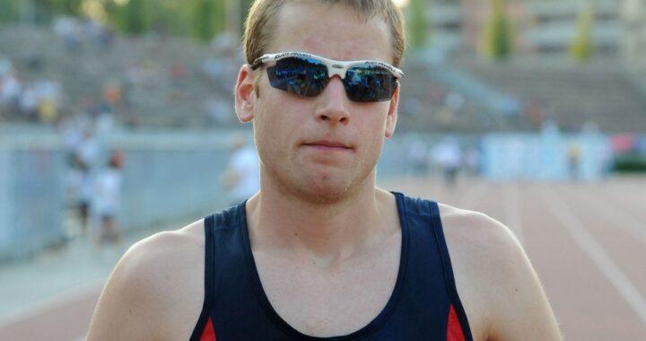 Alex Schwazer in gara