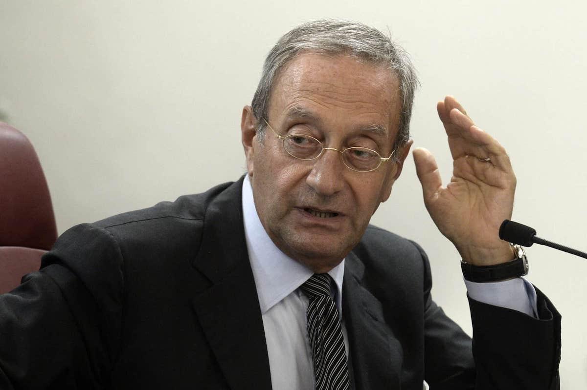 Antonio Catricalà discute