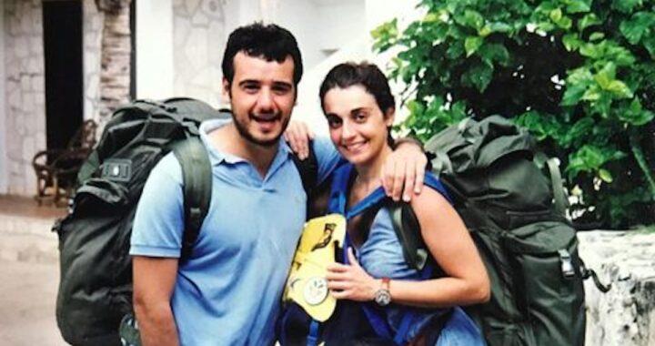 Li avete riconosciuti? Qui erano giovani magri e molto innamorati, ora sono una delle coppie più amate dal web