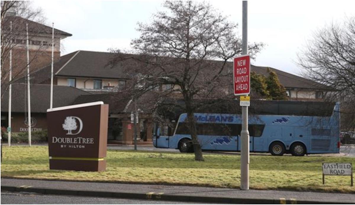 Edimburgo ospedale