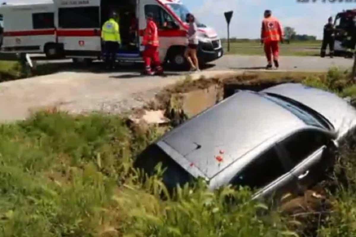 Incidente stradale costa la vita a bimbo