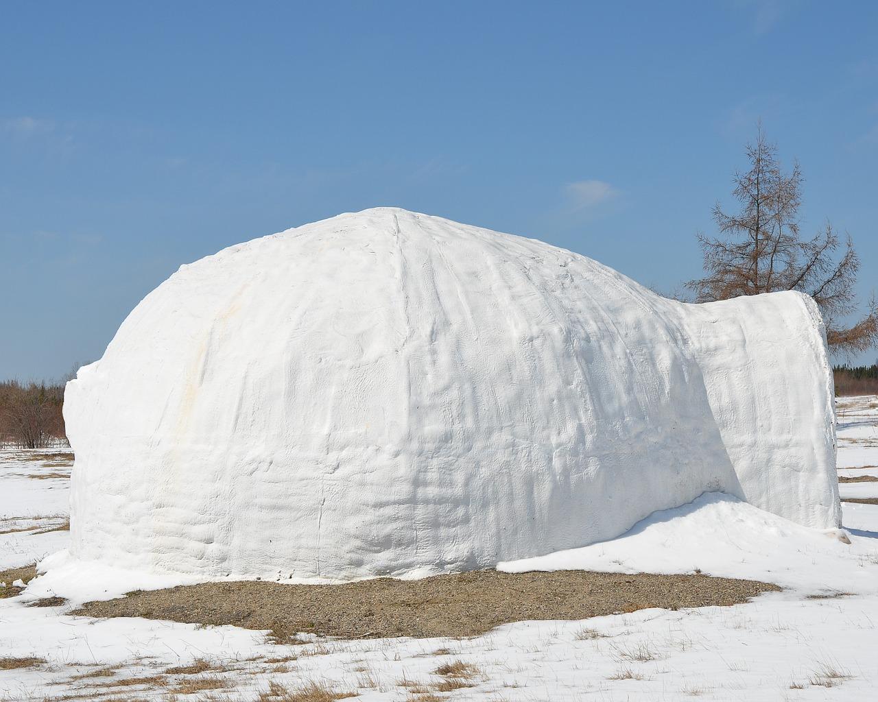 Costruire un igloo