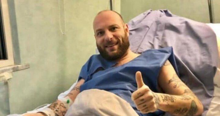 """Il noto rapper in ospedale: """"Ho subito un piccolo intervento"""""""