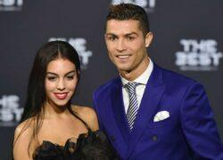 Cristiano Ronaldo e Georgina campioni di umanità