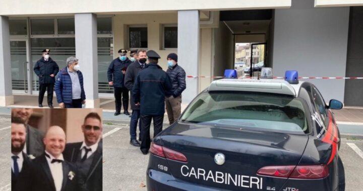 Egidio Battaglia uccide il suo figlioletto e poi si toglie la vita