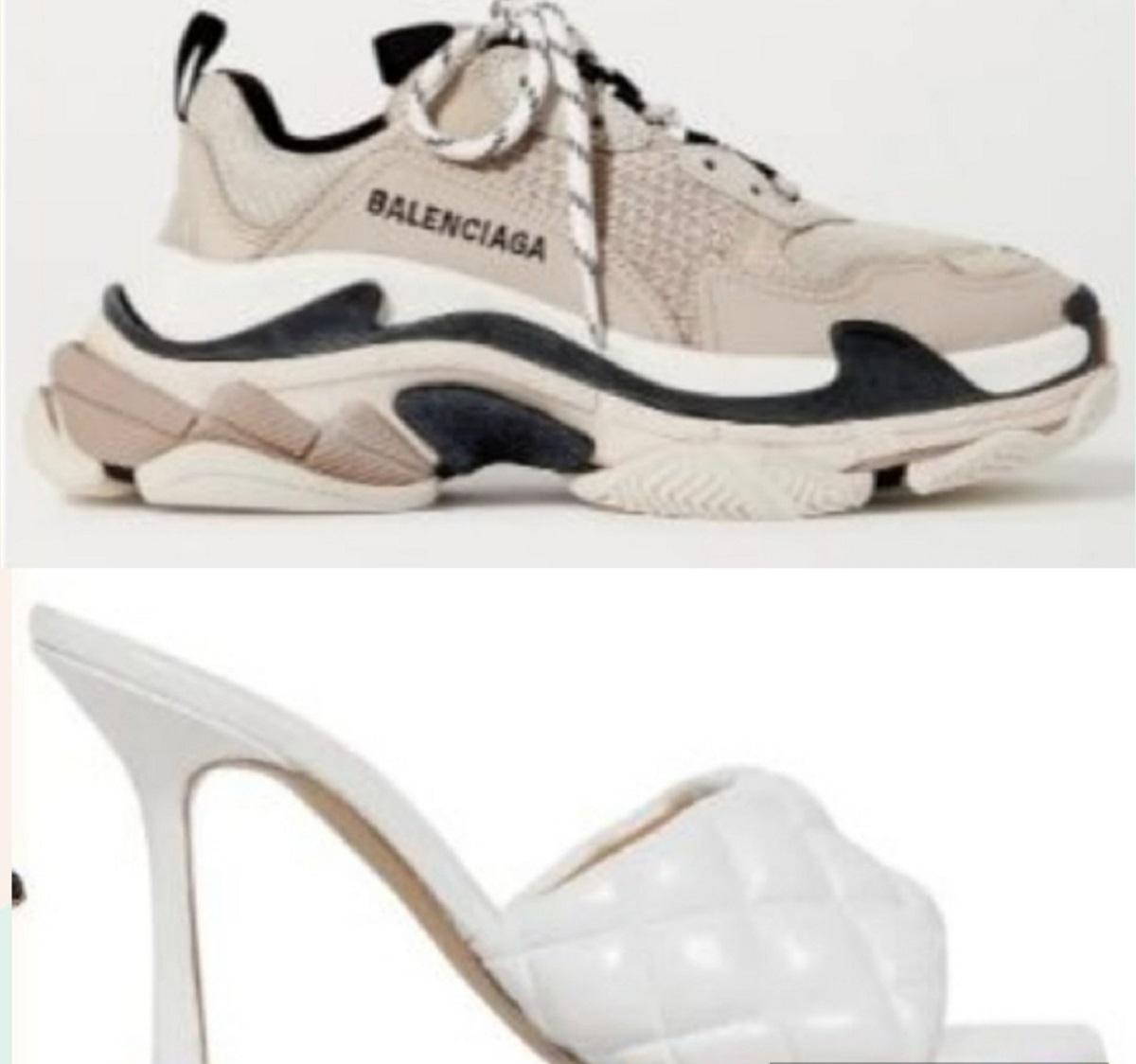 scarpe lussuose