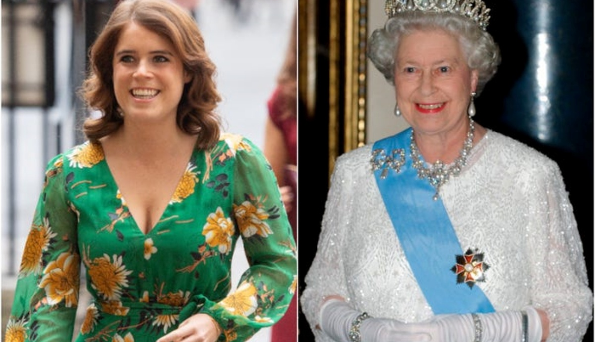 Eugenie di York nome Baby Royal