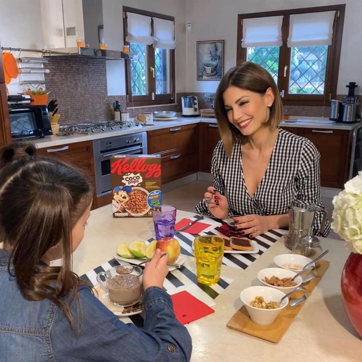 casa Flavio Montrucchio e Alessia mancini