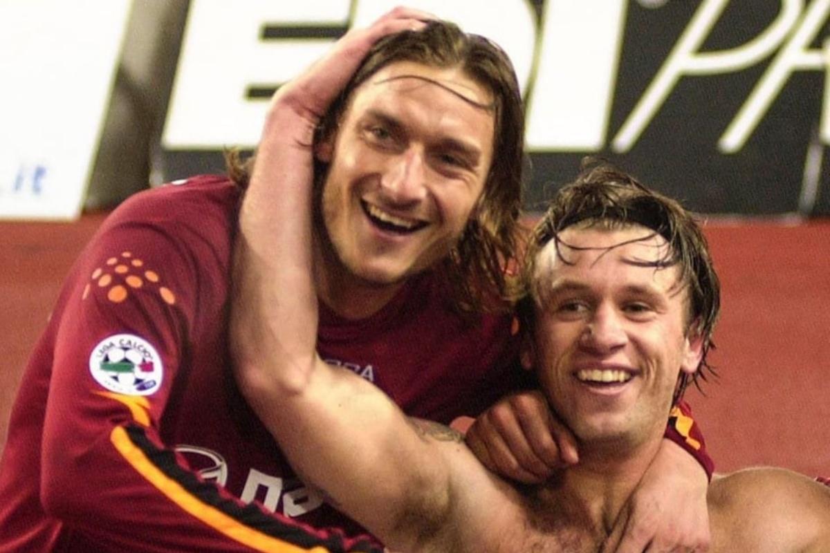 Il primo appuntamento tra Francesco Totti ed Ilary
