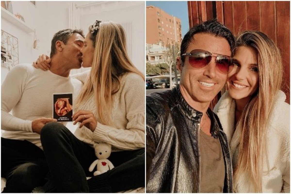 Ivana Icardi e Hugo Sierra aspettano la loro prima bimba