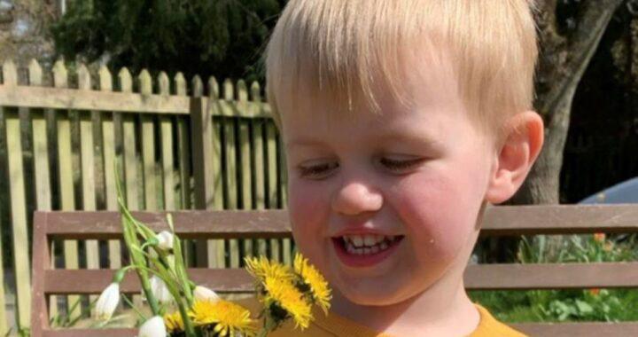 Jude Chinn morto a 3 anni